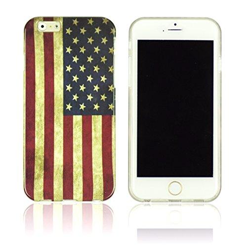 OBiDi - Designer Soft Case Cover / Housse pour Apple iPhone 6 Plus / 6S Plus (5.5)Smartphone - Paisley Skull Pattern IP6P-HP01-US
