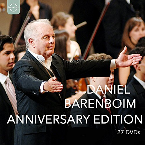 Daniel Barenboim Geburtstagsedition (27 DVD Box)