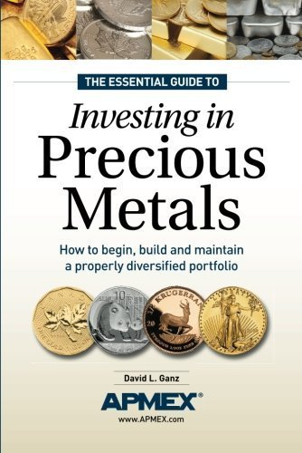 The Insider's Guide to Investing in Precious Metals: Invest in Gold and Silver Coins, But Don't Get Taken by Ganz, David L. (2011) Paperback