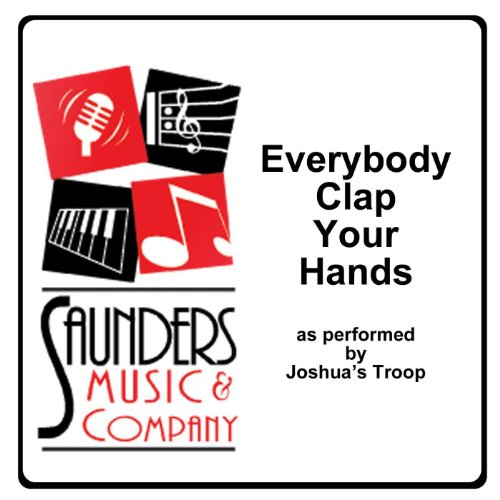 everybody clap your hands single di saunders music company su