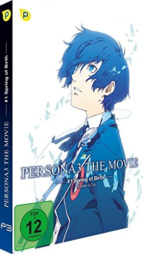 Persona 3 - The Movie #01 - Spring of Birth (Directors Cut) [Director's Cut]