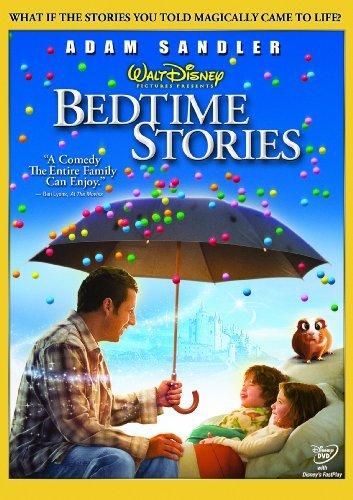 Bedtime Stories [DVD] [2008] by Adam Sandler