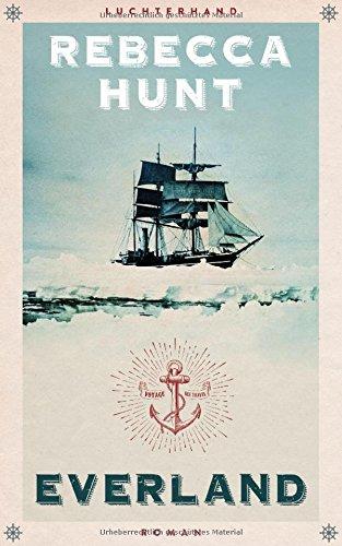 Buchseite und Rezensionen zu 'Everland: Roman' von Rebecca Hunt