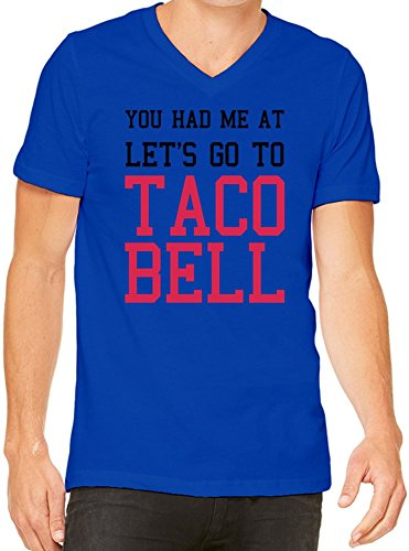 lets-go-to-taco-bell-funny-slogan-v-neck-t-shirt-for-men-custom-printed-tee-100-combed-ring-spun-cot