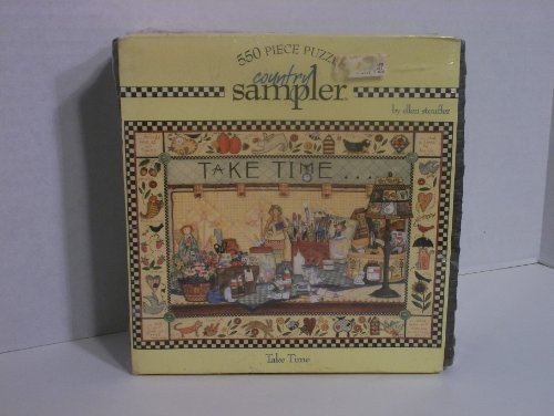 take-time-550-piece-puzzle-by-country-sampler-ellen-stouffer-by-country-sampler-llc