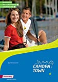 Camden Town - Allgemeine Ausgabe 2012 für Gymnasien: Workbook 4 mit Lernsoftware und Audio-CD