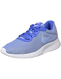 Nike Wmns Tanjun Racer Mushroom Sail Muslin, Zapatillas de Deporte Unisex Adulto, Blanco (Blanco 921668 200), 38.5 EU