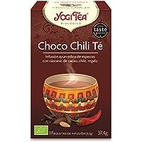 Yogi Tea Infusión de Hierbas Choco - 17 bolsitas