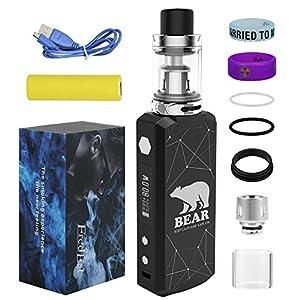 Cigarrillo Electrónico Mini Mod Box Fredest 7-80W 2500mAh Sin Nicotina