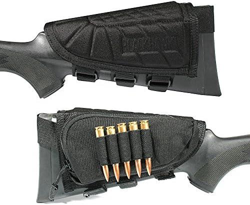 Ammo Cheek Pad, Pad, Pad, Rifle, IVS, nero B000MF642G Parent | una grande varietà  | Eccezionale  | Ammenda Di Lavorazione  | Germania  002e76