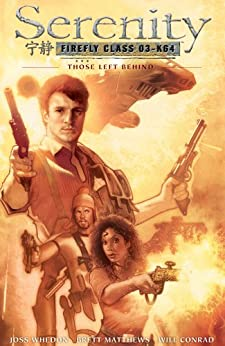 Serenity: Those Left Behind 2nd Edition par [Whedon, Joss]