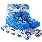 Inline Skates/Roller Skates Kids Adjustable Size 11 12 1 Boys Girls Toddlers