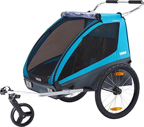 Thule Coaster XT Fahrradanhänger blue 2017 Kinderanhänger