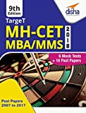 #9: Target MH-CET 2018 (MBA / MMS) 2018 - Past (2007 - 2017) + 6 Mock Tests
