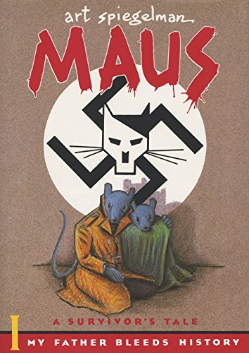 Maus I & II Paperback Box Set: A Survivor\'s Tale - My Father Bleeds History/Here My Troubles Began (Pantheon Graphic Library)