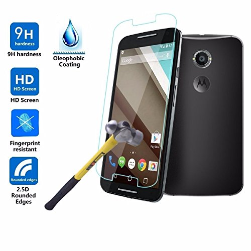 Case Creation TM Pro HD+ 9H Hardness Toughened Tempered Glass Screen Protector For Motorola Moto G4 Play / Moto G Play (4th Gen) / Moto G4 Play / MotoG4 Play / MotoG4Play 2016