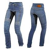 Trilobite Damen Motorrad Jeans PARADO Hose lang, 03066144, Größe 36/52