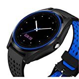 JOKIN Compatible with All A12 Waterproof Quality Smart Watch Touch Screen with Camera, Smartphones Support SIM/TF Card Insert