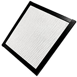 LifeAir Air Filter 12x20x1 Reusable Permanent Washable MADE IN USA by LifeAir.com (12 x 20 x 1, White)