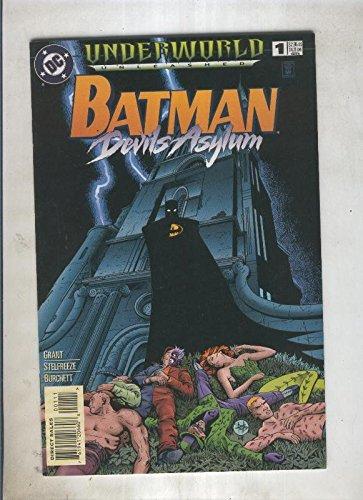 Batman devils asylum numero 1