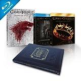 Game of Thrones (Le Trône de Fer) - L'intégrale des saisons 1 & 2 [Francia] [Blu-ray]