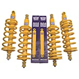 "Coil Spring & Shock Suspension 2"" Lift Kit Medium Load"