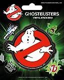 1art1 80745 Ghostbusters - Logo, Vinyl Sticker Set Poster-Sticker Tattoo Aufkleber 12 x 10 cm