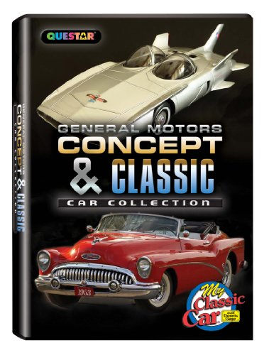 General Motors Concept & Classic Car Collection [DVD] [Import] (Amp Motor)