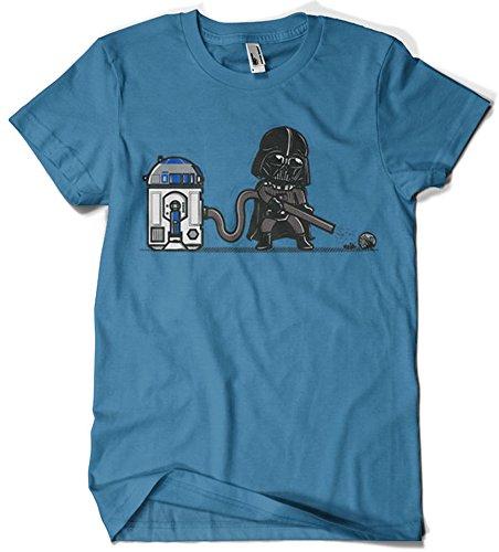 2122-Camiseta Premium, Robotichooverdonni (Donnie) Oceano, XXL