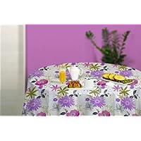 d-c-fix ® tovaglia in PVC per interni/esterni Felicia malva 140cm x 180cm 231–7562