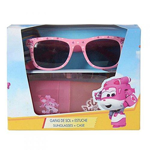 9434554328 Super Wings Set gafas de sol y funda Artesanía Cerdá 2500000647