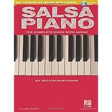 Hal Leonard Keyboard Style Series : Salsa Piano Complete Guide + Cd