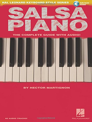 Salsa Piano: Noten, CD, Lehrmaterial für Keyboard (Hal Leonard Keyboard Style)