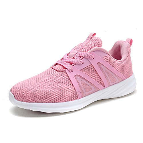 51UahKj8xhL. SS500  - Dream Pairs Women's C0191_W Walking Running Shoes