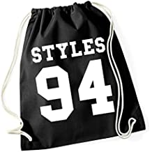 Styles 94 Borsa De Gym Nero Certified Freak