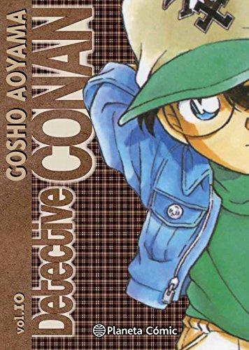 Detective Conan nº 10 (Nueva Edición) (Manga Shonen) por Gosho Aoyama