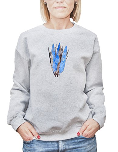felpa-da-donna-con-three-blue-feathers-native-american-stampa-small-grigio