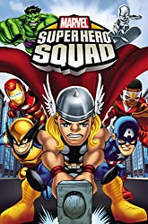 Super Hero Squad: Infinity Sword Quest: 1