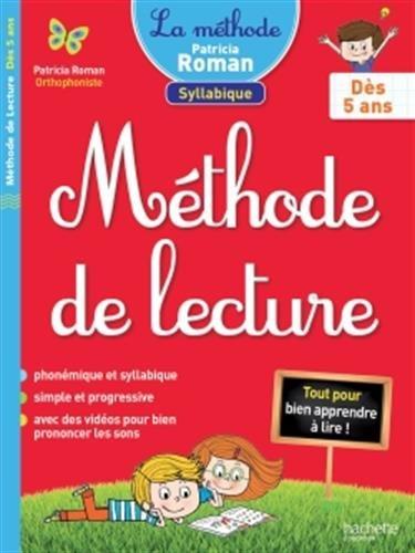 Mthode Patricia Roman - Mthode De Lecture ds 5 ans