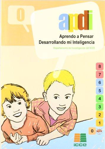 APDI 0: Aprendo a Pensar Desarrollando mi Inteligencia