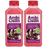 AmbiClean® Flüssig-Entkalker für Kaffeevollautomat, Kaffee-Maschine, Wasserkocher etc. | 100% Biologischer Kalk-Reini...