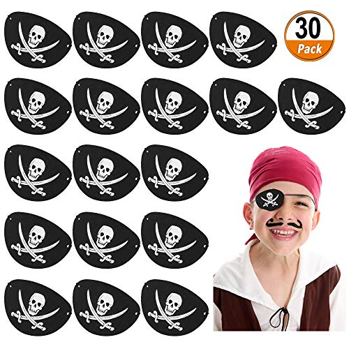 - Halloween Pirat Zubehör
