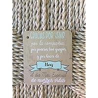 Etiquetas para detalles de Boda tarjeta de agradecimiento.