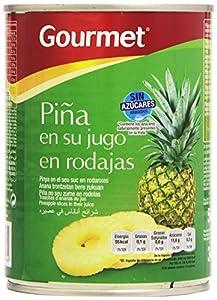 Gourmet Piña en su Jugo