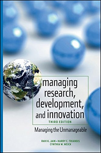 Managing Research, Development and Innovation: Managing the Unmanageable (Wiley Series in Engineering An)