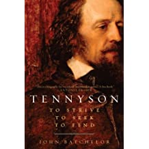 Tennyson - to Strive, to Seek, to Find (Only Available in Us)