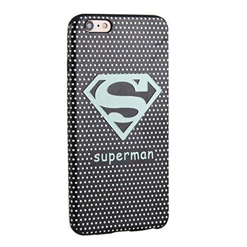 UKDANDANWEI Apple iPhone 5S Hülle - TPU 3D Silikon Schutzhülle Handyhülle kratzfeste stoßdämpfende Case für Apple iPhone SE/5/5S [CCD002] CCD015