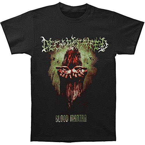 DECAPITATED     BLOOD MANTRA    T-Shirt   XL