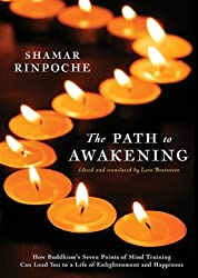 The Path To Awakening: How Buddhism's Seven Points of Mind Training Can Lead You to a Life of Enlightenment and Happiness by Shamar Rinpoche (2014-03-13)
