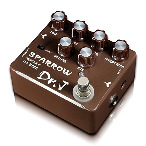 DR.J D53 Effects Sparrow drive & DI for bass